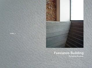 Kyriakos Krokos: Fassianos Building, Athens 1990-1995 Kyriakos Krokos
