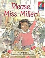 Please, Miss! Pack of 6  by  Tony Bradman