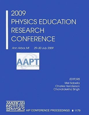 2010 Physics Education Research Conference  by  Chandralekha Singh