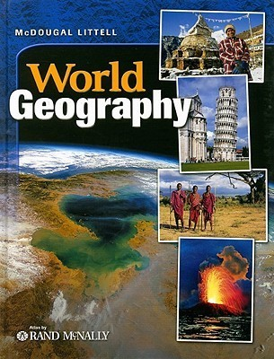 World Geography  by  Daniel D. Arreola