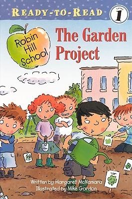 The Garden Project  by  Margaret McNamara