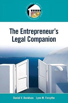 The Entrepreneurs Legal Companion Daniel V. Davidson