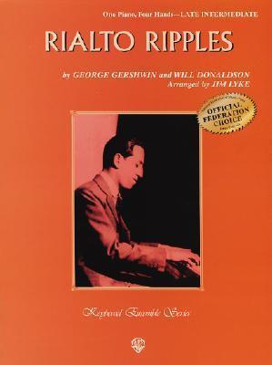 Rialto Ripples (Piano Music) Will Donaldson