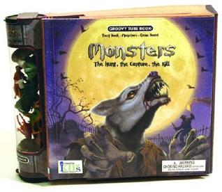 Groovy Tube: Monsters: The Hunt and The Capture David Cody Weiss