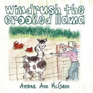 Windrush the Crooked Llama Amber Ann Mcgann