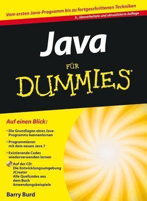 Java 7 Fur Dummies  by  Barry Burd