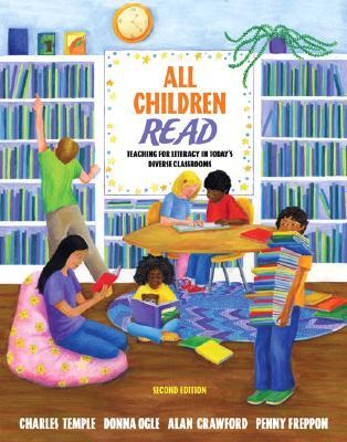 All Children Read (Book Alone) (2nd Edition) (Mylabschool)  by  Charles A. Temple