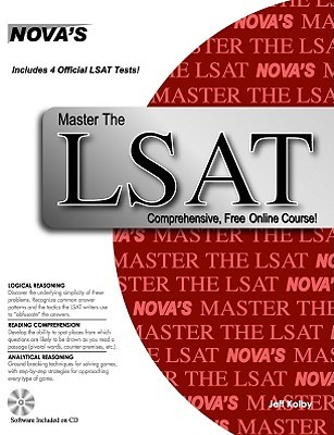 Master the LSAT (Prep Course Series)  by  Jeff Kolby