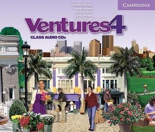 Ventures 4 Class Audio CD K. Lynn Savage