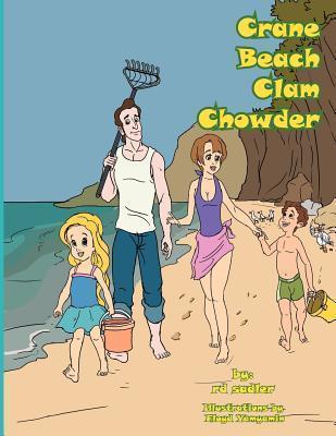 Crane Beach Clam Chowder  by  Rd Sadler
