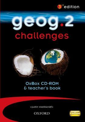 Geog.: Geog.2 Challenges Oxbox Cd Rom And Teachers Book  by  RoseMarie Gallagher