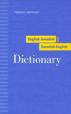 Swedish-English Dictionary  by  Prisma