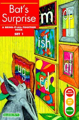 Bats Surprise: Bring-It-All-Together Book Gina Clegg Erickson