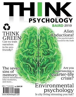 Think Psychology  by  Abigail A. Baird