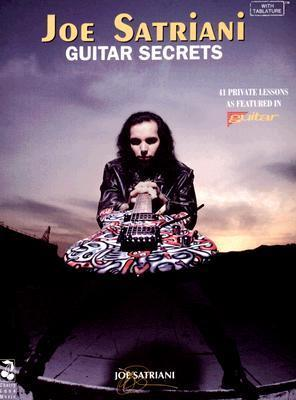 Joe Satriani: Guitar Secrets Joe Satriani