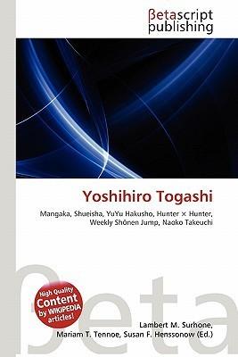 Yoshihiro Togashi  by  NOT A BOOK