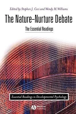 Nature-Nurture Debate Wendy M. Williams