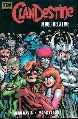 ClanDestine: Blood Relative  by  Alan Davis