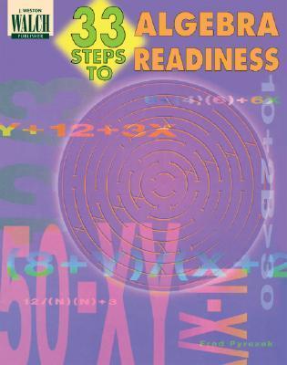 33 Steps to Algebra Readiness Fred Pyrczak
