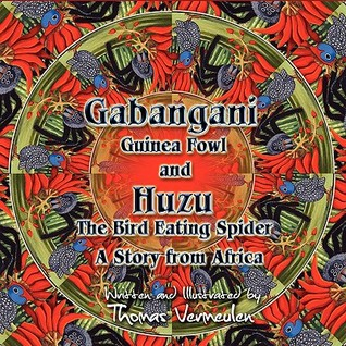 Gabangani Guinea Fowl and Huzu the Bird Eating Spider Thomas Vermeulen