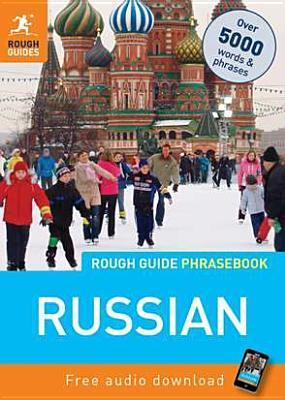 Rough Guide Russian Phrasebook  by  Lexus Ltd.