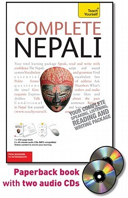 Complete Nepali with Two Audio CDs: A Teach Yourself Guide Michael Hutt
