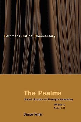 The Psalms, Vol. 1 Samuel Terrien