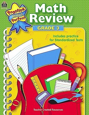 Math Review Grade 3  by  Mary Rosenberg
