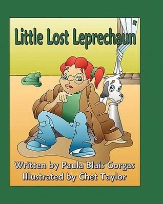 Little Lost Leprechaun  by  Paula Blais Gorgas