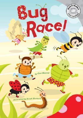 Bug Race!  by  Cari Meister