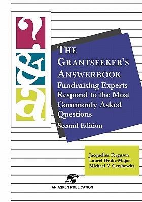 Pod- The Grantseekers Answerbook 2e  by  Jacqueline Ferguson