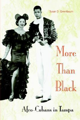 More Than Black: Afro-Cubans in Tampa  by  Susan D. Greenbaum