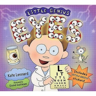 Little Genius: Eyes  by  Kate Lennard