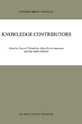 Knowledge Contributors  by  Vincent F. Hendricks