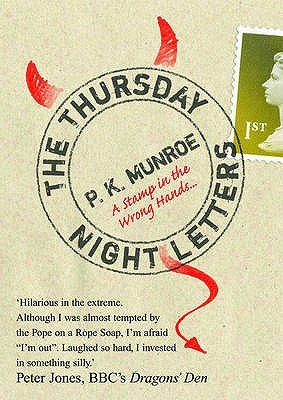 The Thursday Night Letters  by  P.K. Munroe