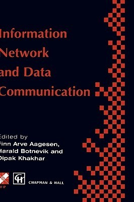 Information Networks and Data Communication  by  Dipak Khakhar