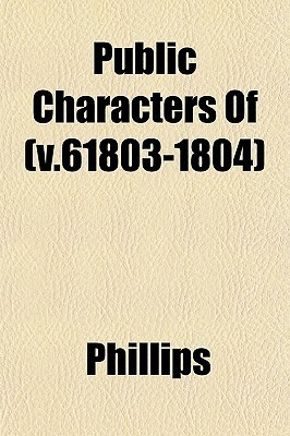 Public Characters of (V.61803-1804) Robin Phillips