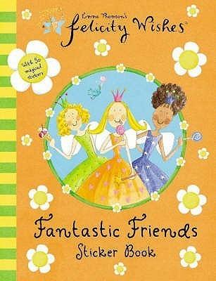 Fantastic Friends Sticker Book Emma Thomson