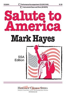 Salute to America  by  Mark Hayes