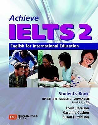 Achieve Ielts Students Book  by  Louis Harrison