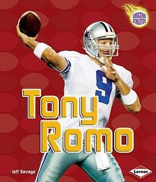 Tony Romo  by  Jeff Savage