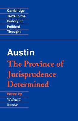 Austin: The Province of Jurisprudence Determined  by  John  Austin
