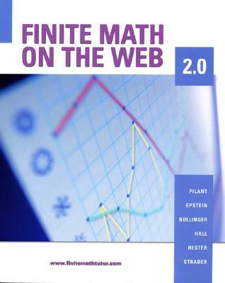 Finite Math on the Web 2.0 [With CDROM]  by  Texas A & M University