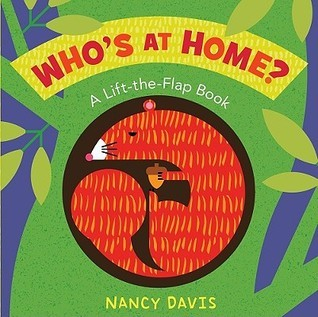 Whos at Home?: A Lift-the-Flap Book Jane E. Gerver