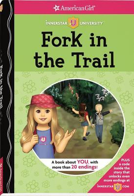 Fork in the Trail (Innerstar University  by  Laurie Calkhoven