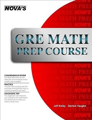 GRE Math Tests  by  Jeff Kolby