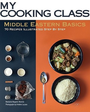 Middle Eastern Basics: 70 Recipes Illustrated Step  by  Step by Marianne Magnier-Moreno