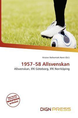 1957-58 Allsvenskan  by  Kristen Nehemiah Horst