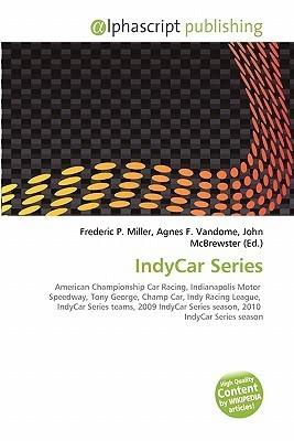 Indycar Series Frederic P.  Miller