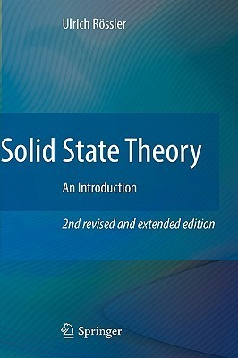 Solid State Theory: An Introduction Ulrich Rössler